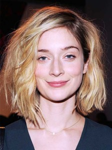 Caitlin Fitzgerald Cropped Bob Hair