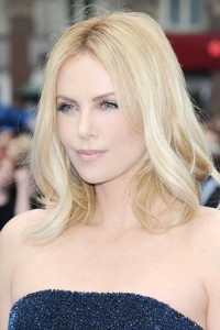 Charlize Theron Fine Hair
