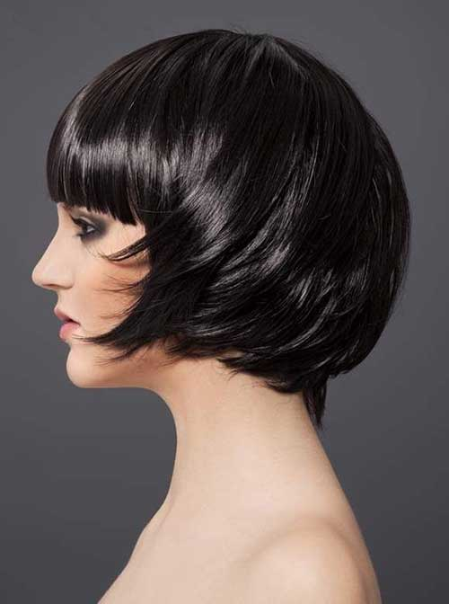 Chic Funky Bob Hairstyles