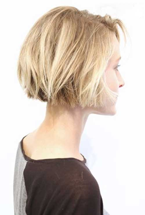 Short Cropped Bob Hairstyles Bob Haircut And Hairstyle Ideas