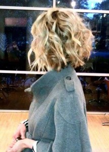 Thick Curly Bob Hairstyles 2014