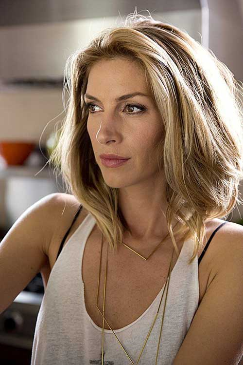 Dawn Olivieri Long Bob Hairstyles