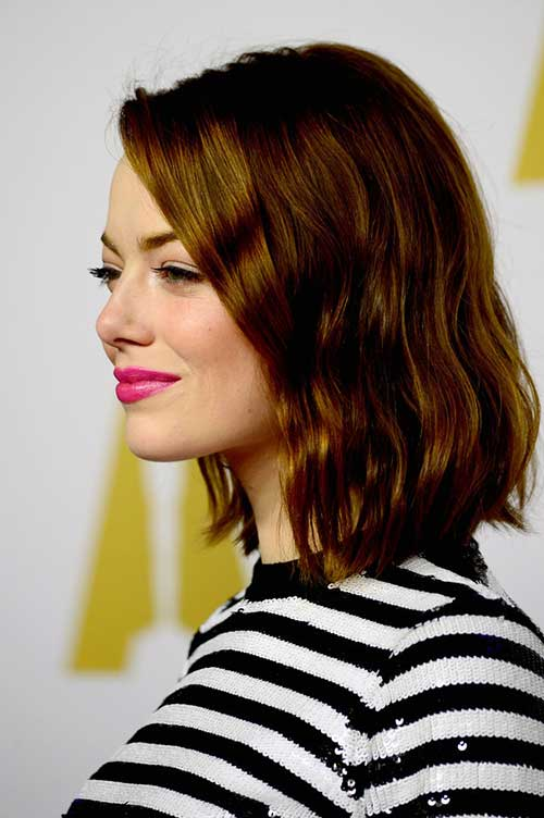 Emma Stone 2015 Hair for Ladies