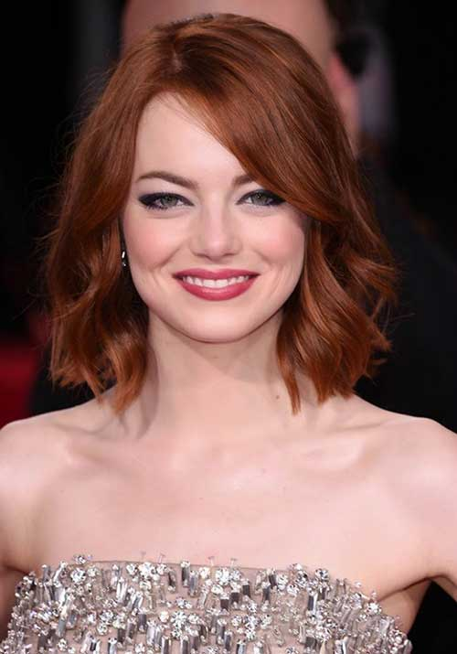 Emma Stone Bob Lady Haircuts