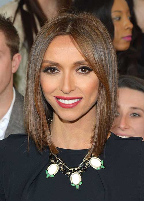 Giuliana Rancic Hairstyles 2015