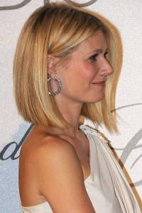 Gwyneth Paltrow Bob Hair