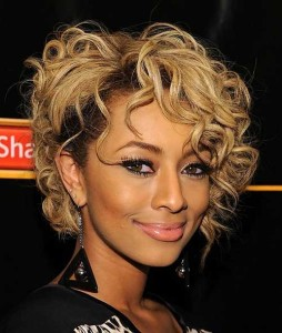 New Hairstyles for Short Curly Hair Black Women
