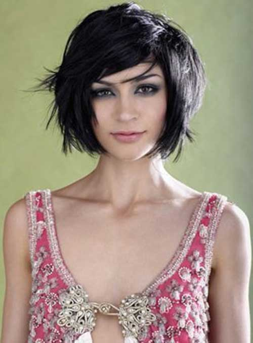 Hairstyles for Thick Dark Hair