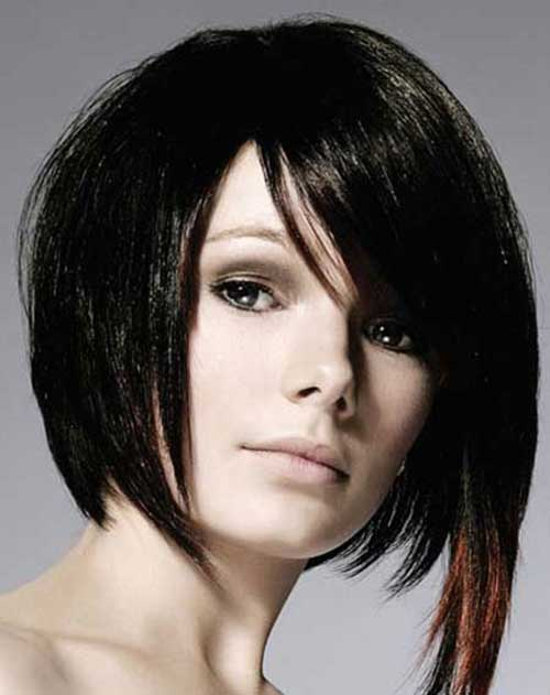 Cool Inverted Bob Haircuts 2014-2015