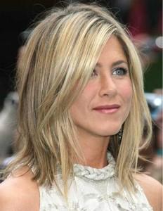 Jennifer Aniston Cute Bob Haircut 2014