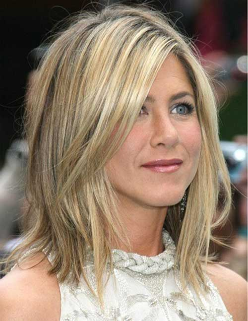 Jennifer Aniston Cute Bob Haircut 2014