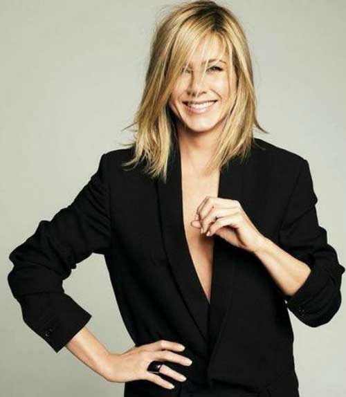 Best Jennifer Aniston Chic Bob Hair