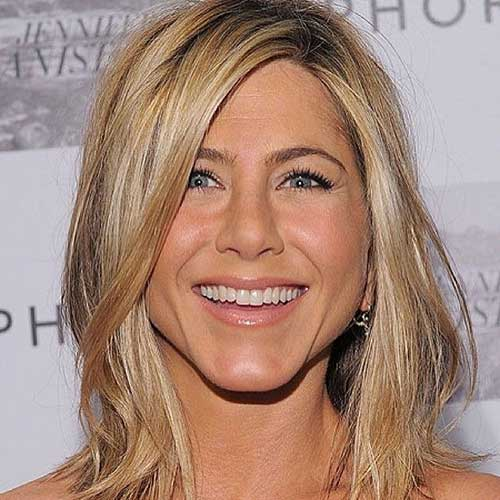 Jennifer Aniston Nice Bob Hair