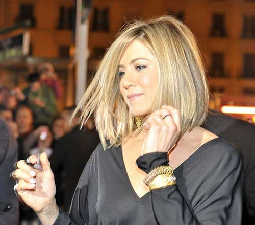Jennifer Aniston Short Hairstyles