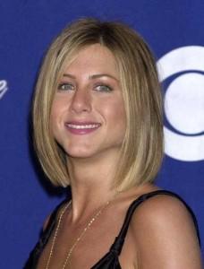 Jennifer Aniston Long Straight Bob