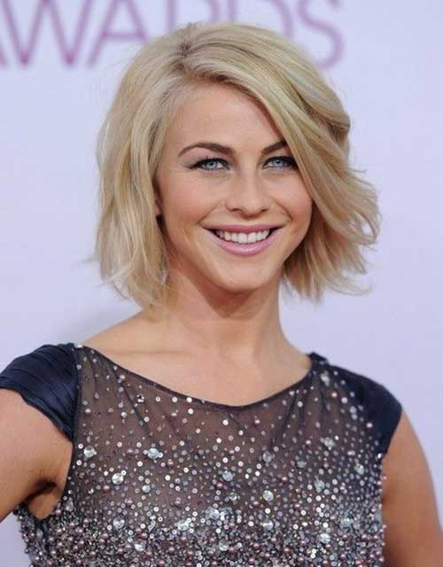 Julianne Hough Bob Haircut 2015