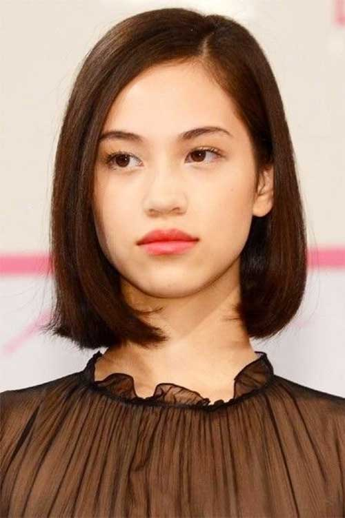 20 Asian Bob Hairstyles Bob Haircut And Hairstyle Ideas