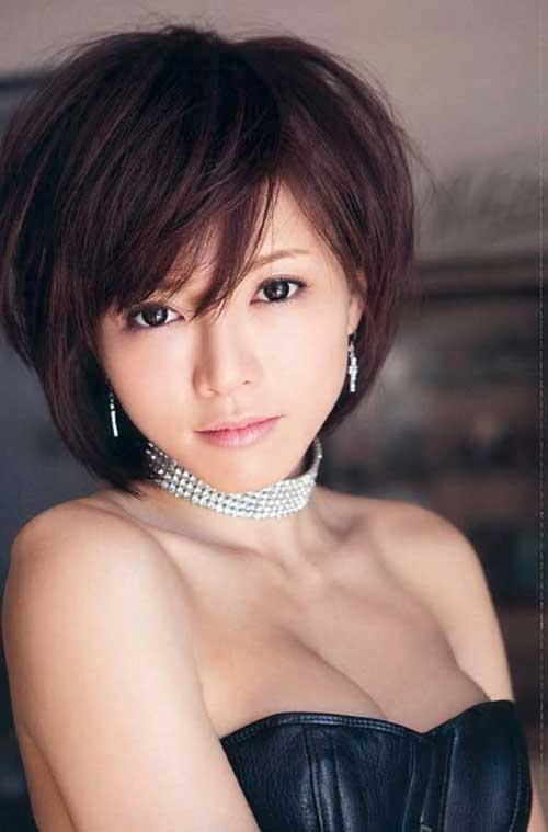 Korean Short Bob Hairstyles