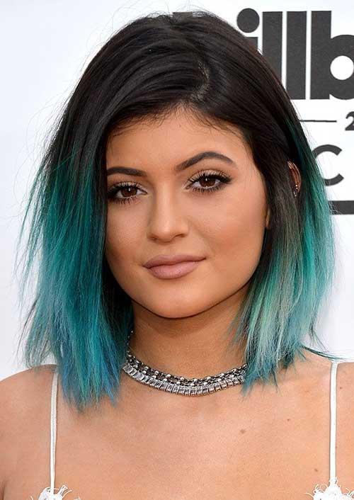 Kylie Jenner Bob Hair