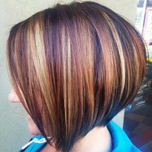 Ladies Bobs Hairstyles