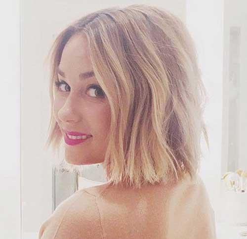 Lauren Conrad Bob Hairstyle