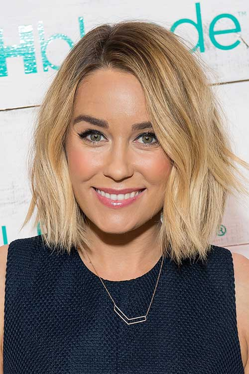 Lauren Conrad Haircut for 2015