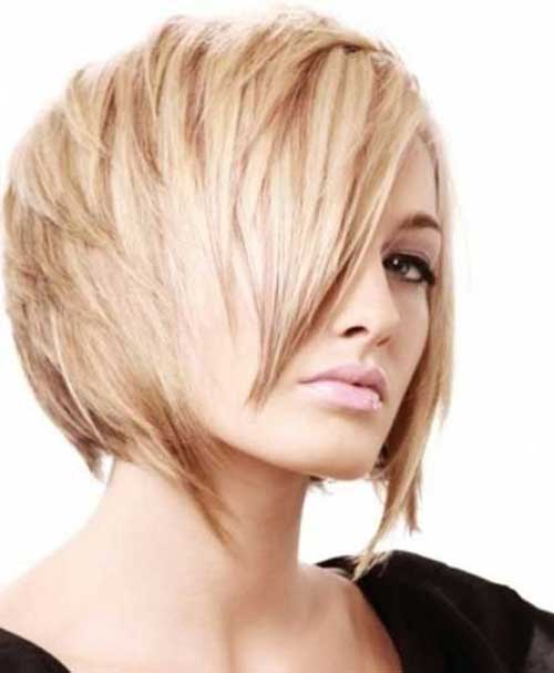 Layered Bob Hairstyles Images