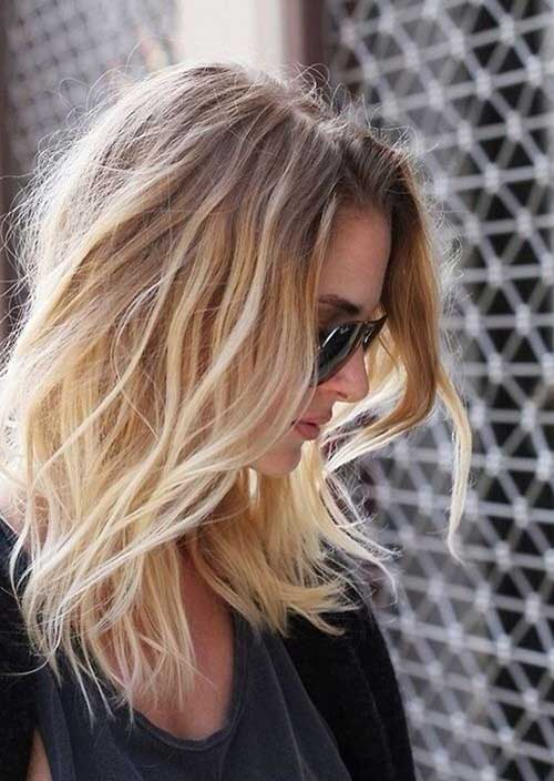 Cute Medium Haircuts 2015