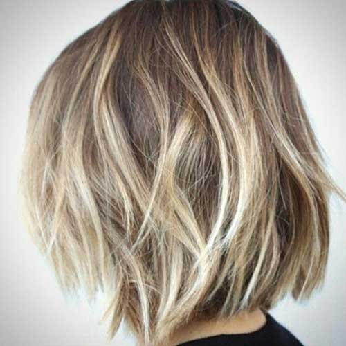 20 Best Short Messy Bob Hairstyles Bob Hairstyles 2017