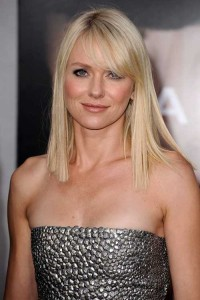 Naomi Watts Bobs for Fine Hair