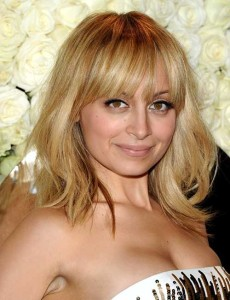 Nicole Richie Shoulder Length Hairstyles