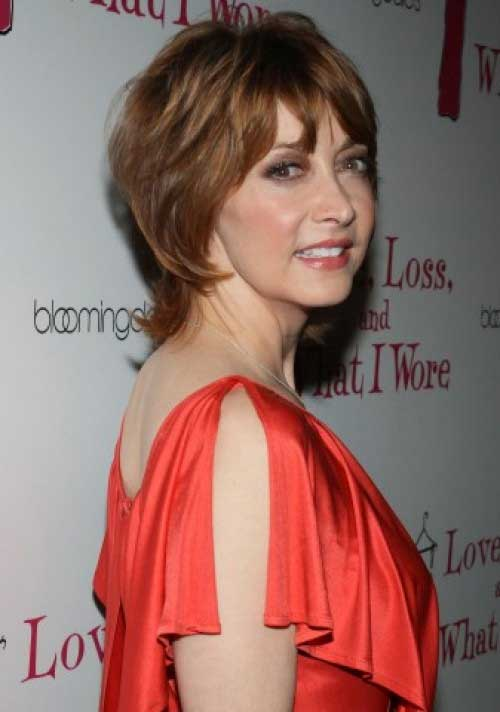 Sharon Lawrence Bob Hairstyles