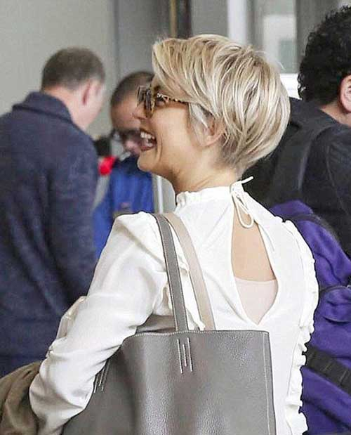 Short Blonde Bob Hairstyles 2014-2015