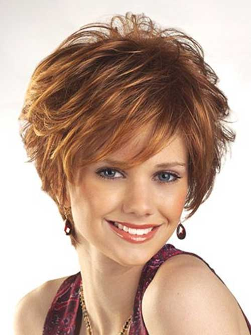 Short Bob with Layers Hairstyles