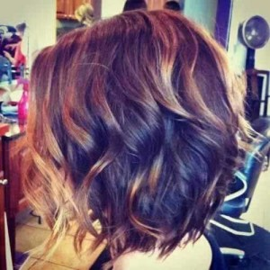 Short Bob Hair Color Ideas