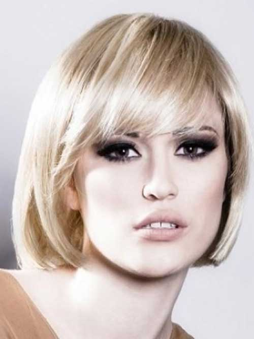 Short Haircuts for Oval Face Shapes