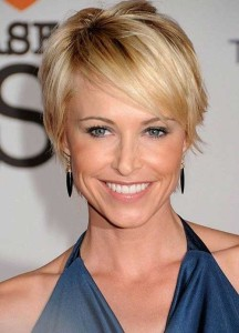 Short Bob Hairstyles with Side Bangs 2015