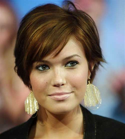 15 Best Bob Cut Hairstyles For Round Faces Bob Haircut And Hairstyle Ideas