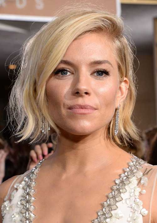 Sienna Miller Haircut 2015