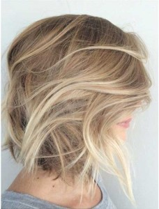 Best Soft Blonde Ombre with Balyage