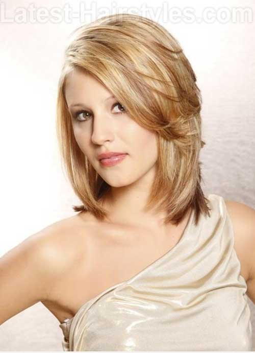 Best Trendy Medium Length Hairstyles