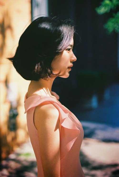 Yun Seon Young Hair