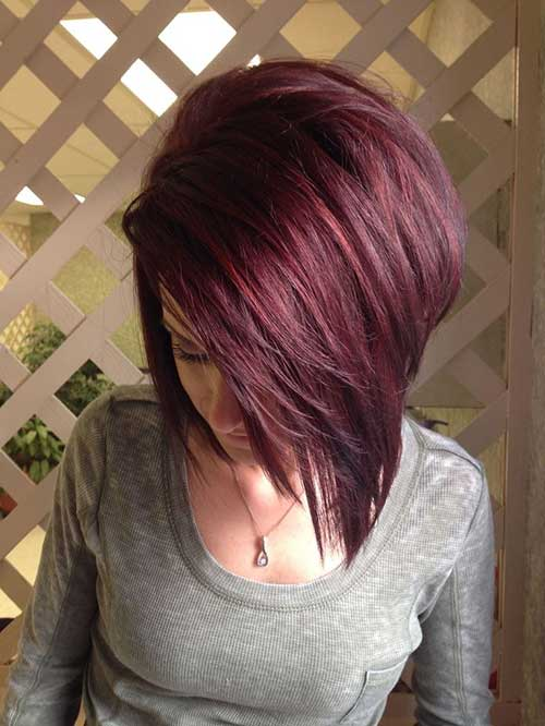 2015 Best Medium Bob Hairstyles 2014-2015