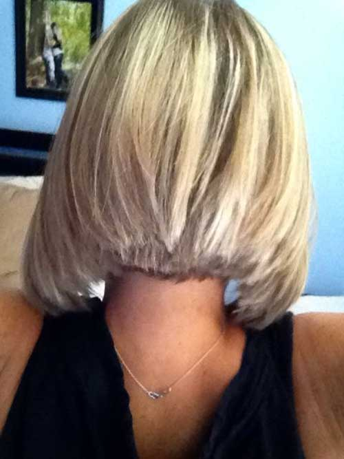 Best Back of Short Haircuts
