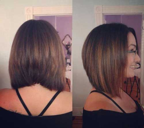 Best Graduated Bob Cuts 2015