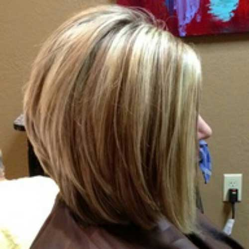 Best Layered Bob Haircut