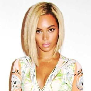 Beyonce New Bob Haircut