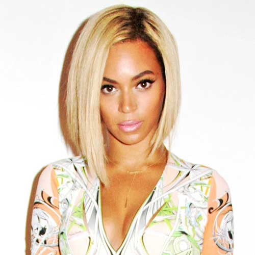 Beyonce New Bob Haircut