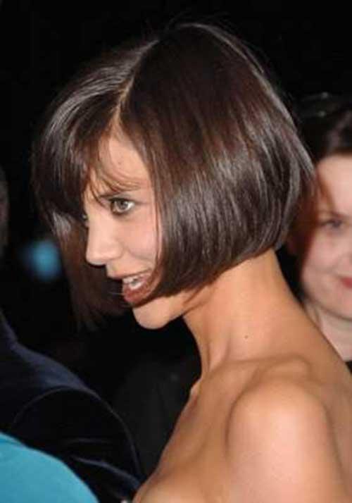 Bob Haircut Katie Holmes