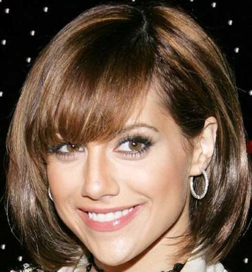 Bob Haircuts with Bangs for Women